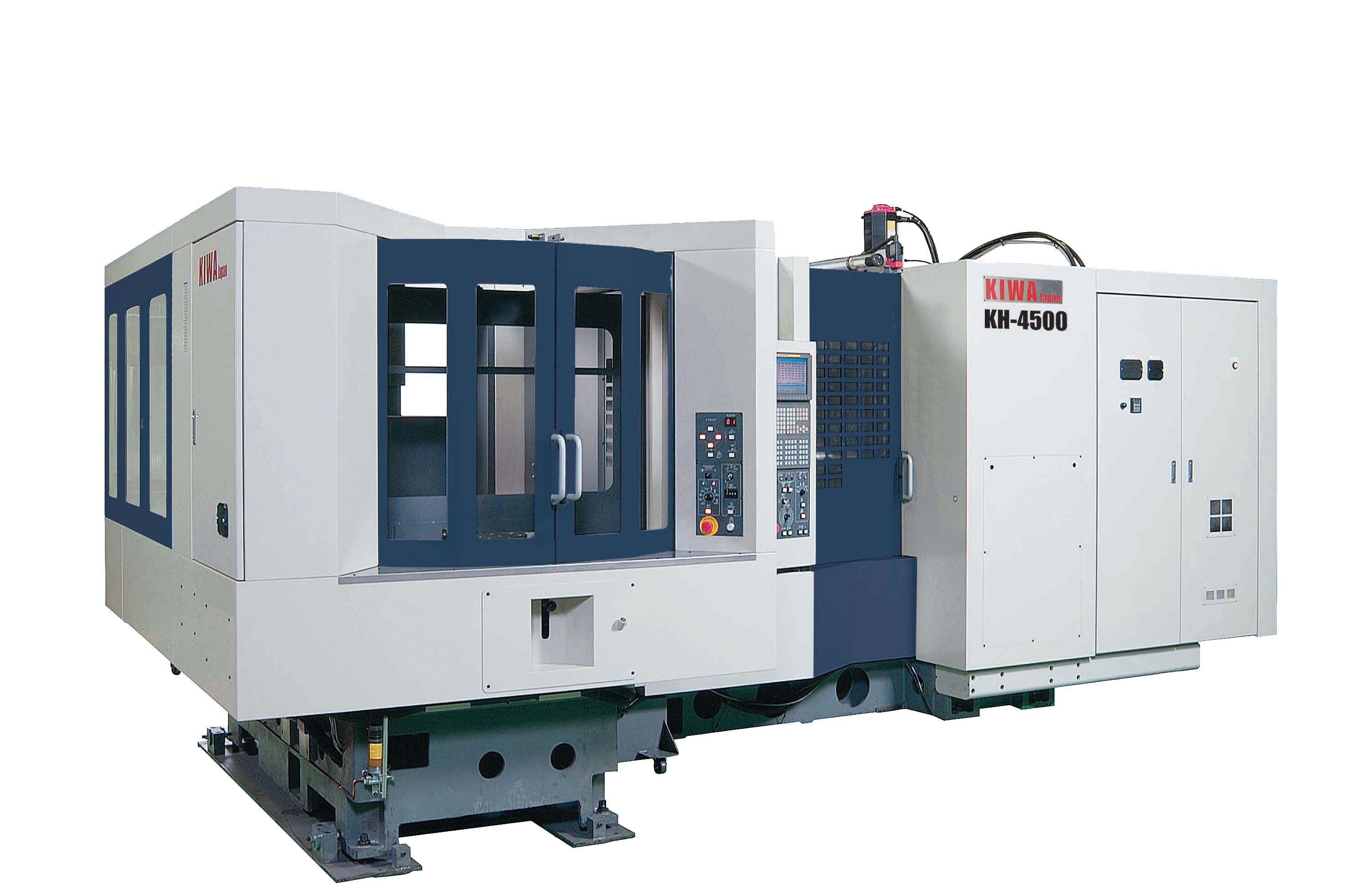 Large horizontal mill machine, the KIWA KH-4500