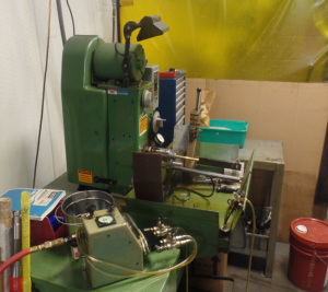 Sunnen hone manufacturing equipment for honing